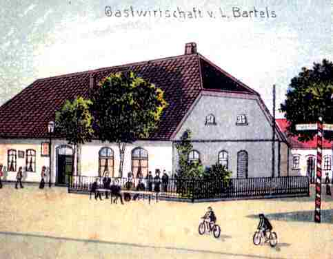 Gastwirtschaft von L.Bartels